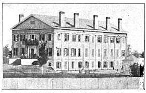 McPherson Hospital, Vicksburg