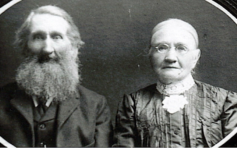 James R. and Sophronia Wisner