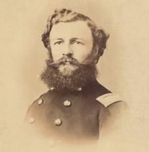 U.S. Gen. R.H.G. Minty