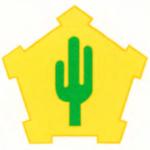 SUVCW Dept. of Southwest badge