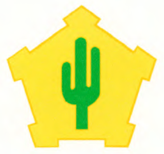 SUVCW Dept. of Southwest badge