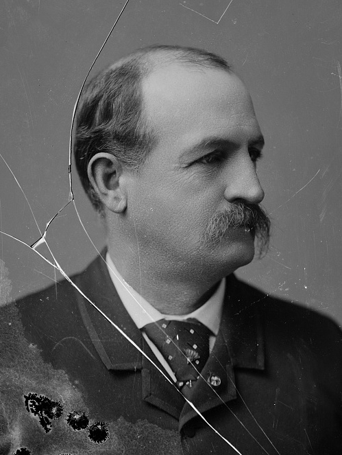 Lewis Wolfley, 1839-1910